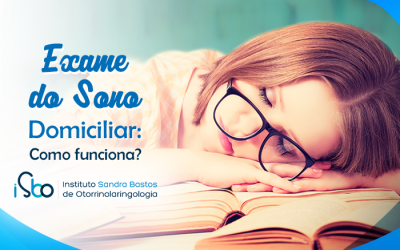 Exame do sono domiciliar, como funciona?